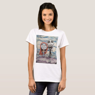 Sally Loves Jack: women's basic tee! T-Shirt