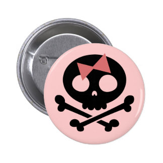 Sally Roger -bw 6 Cm Round Badge