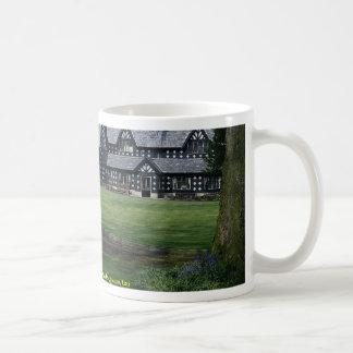 Salmesbury Hall, Elizabethan Mansion, Preston, Lan Mug