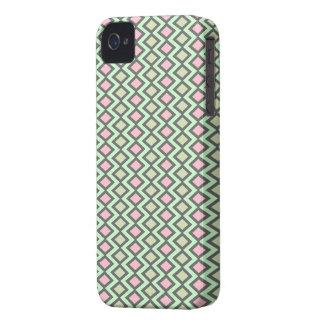 Salmiak Pattern Blackberry Case