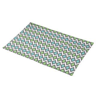 Salmiak Pattern custom placemats