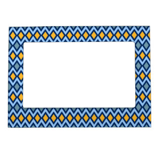 Salmiak Pattern magnetic frame