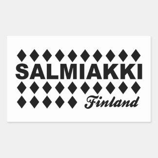 Salmiakki Finland stickers