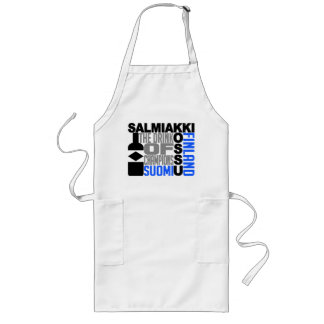 Salmiakki Kossu apron - choose style & color