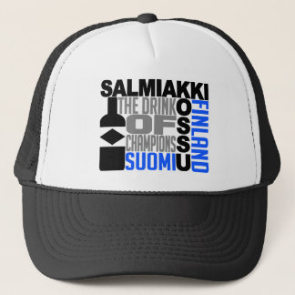 Salmiakki Kossu hat - choose color