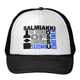 Salmiakki Kossu hat - choose color