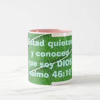 salmo 46:10 mug