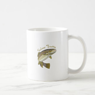 SALMO TRUTTA COFFEE MUGS