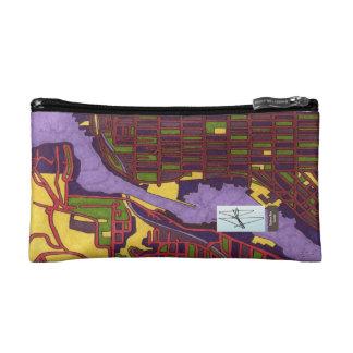 Salmon Bay, Seattle Cosmetic Bag