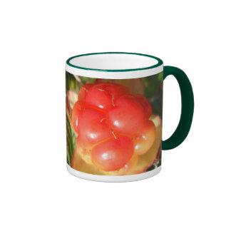 salmon berry ak ringer mug
