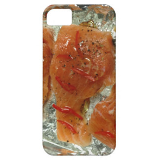 Salmon Chilli iPhone 5 Case