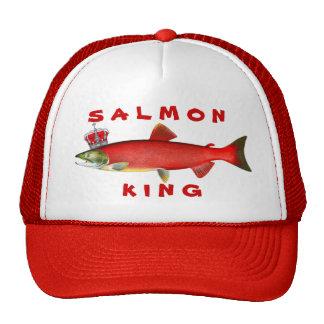 Salmon King Hats