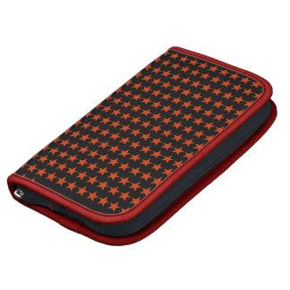 Salmon little stars Folio Smartphone Planners