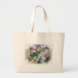 Salmon Pink Ice Plant Bag