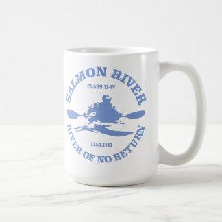 Salmon River (kayak) Coffee Mugs