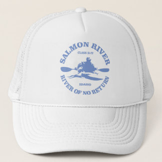 Salmon River (kayak) Trucker Hat