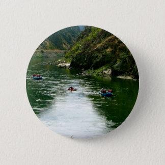 Salmon River Repose 6 Cm Round Badge