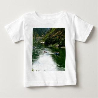 Salmon River Repose Baby T-Shirt