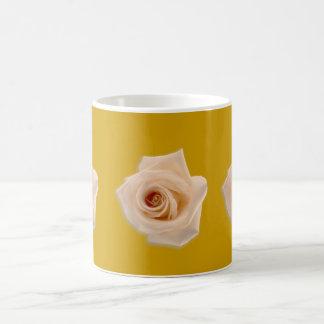 Salmon Rose Basic White Mug