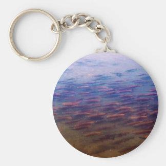 Salmon Sockeye Key Chain