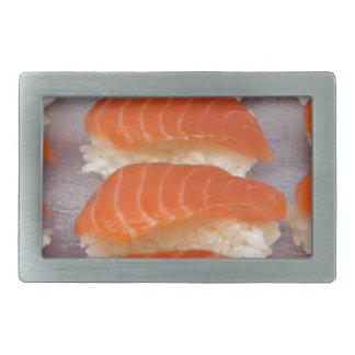 Salmon Sushi - Sashimi Belt Buckle