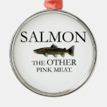 SALMON: THE OTHER PINK MEAT  Ornament