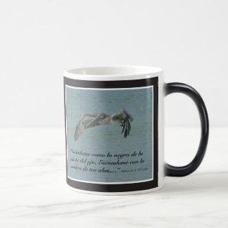 Salmos 17:8 Taza Morphing Mug