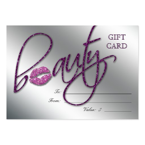 Premium Makeup Artist Business Card Templates Page66