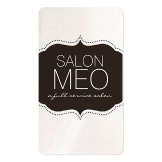 SALON MEO BUSINESS CARDS