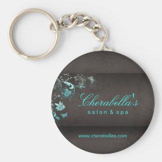 Salon Spa Butterfly Key Chain Gift
