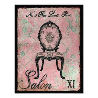 Salon XI Invitation