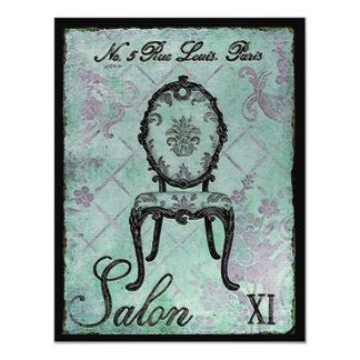 Salon XI ~ Invitation