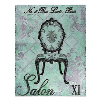 Salon XI ~ Invitations
