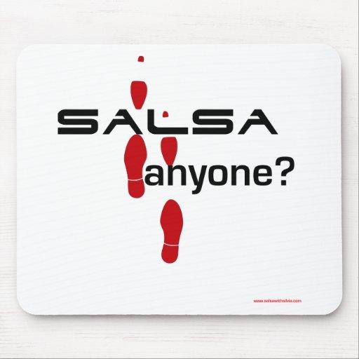 Salsa Anyone? Mousepad