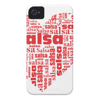 Salsa BlackBerry Bold Case-Mate Barely There iPhone 4 Cover
