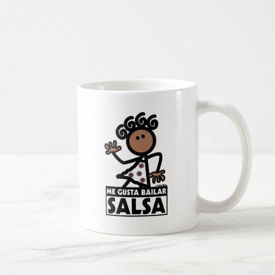 SALSA COFFEE MUG
