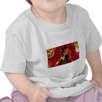 Salsa dance tee shirts