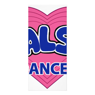 SALSA DANCER-1 FULL COLOR RACK CARD