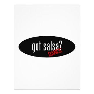 Salsa Dancing Items – got salsa 21.5 Cm X 28 Cm Flyer