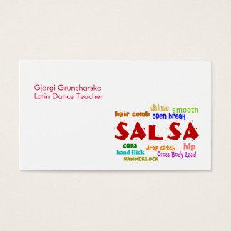 Salsa Dancing Latin Dance Teacher or Dancer