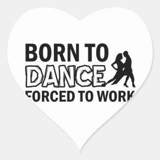 Salsa designs sticker