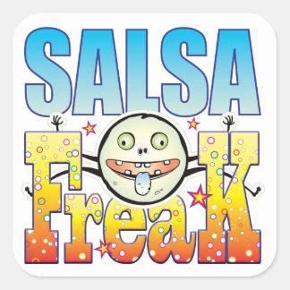 Salsa Freaky Freak Square Sticker