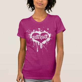 SALSA HEART T-Shirt