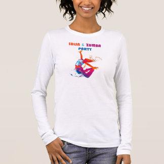 Salsa Party Long Sleeve T-Shirt