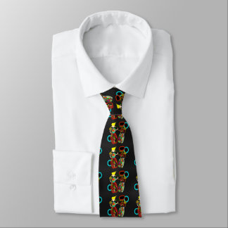 SALSA TIE, i Art and Designs, Cocuyo A & D Tie