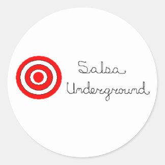 Salsa Underground stickers
