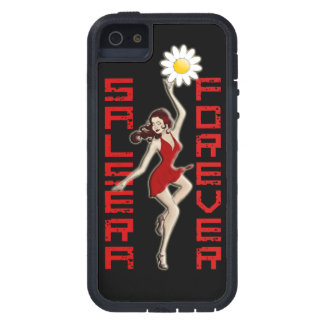 SALSERA FOREVER T.Xtreme iPhone5 Case w/ big daisy iPhone 5 Cases