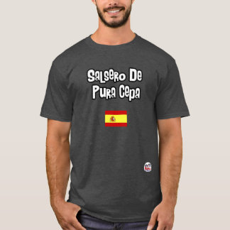 Salsero de Pura Cepa España T-Shirt