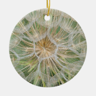 Salsify Oyster Plant Ceramic Ornament