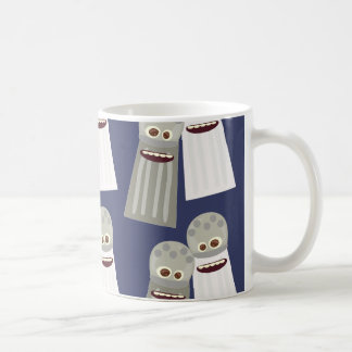 Salt and Pepper Cute Pattern Coffee Mug